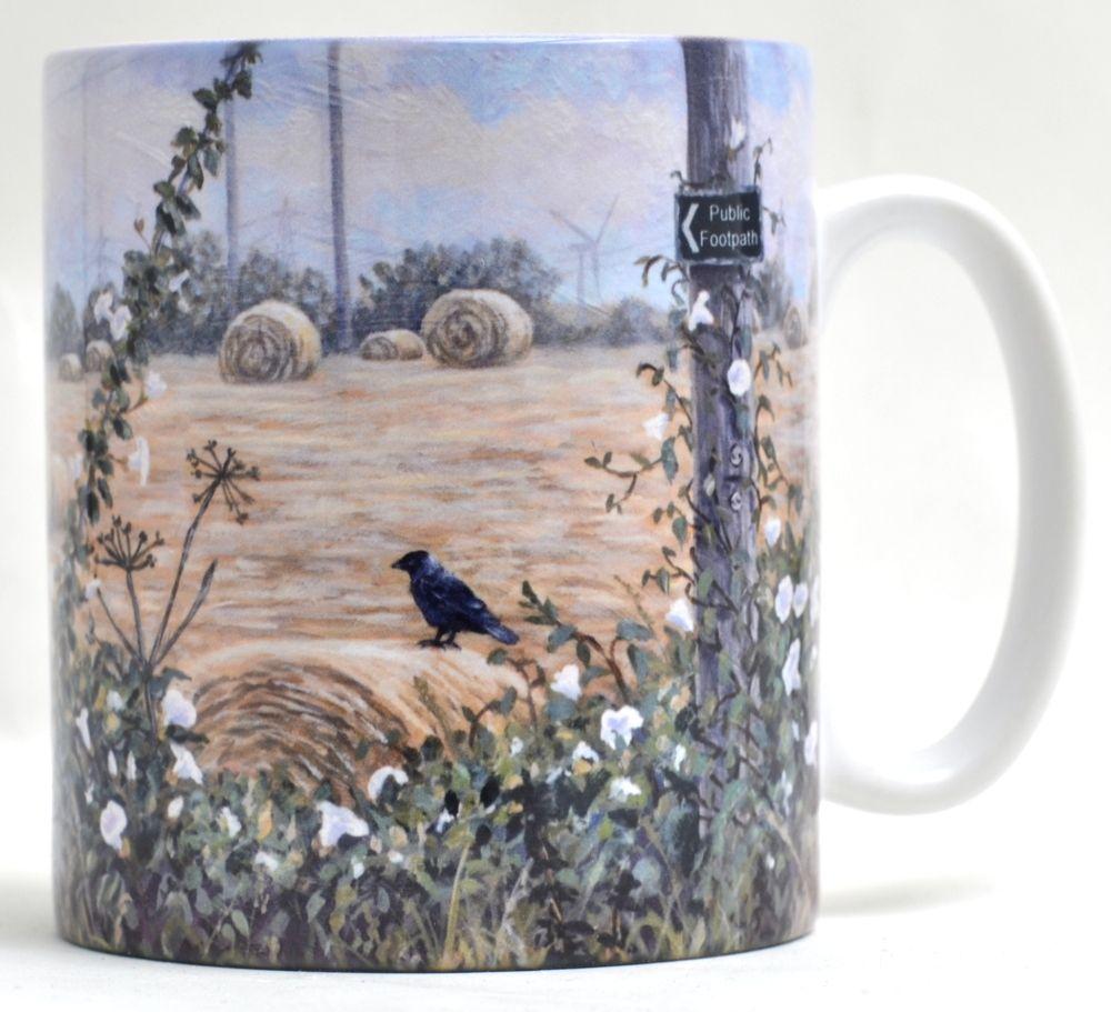 Country Mugs