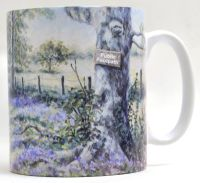 Mugs & Coasters - Bluebell Wood