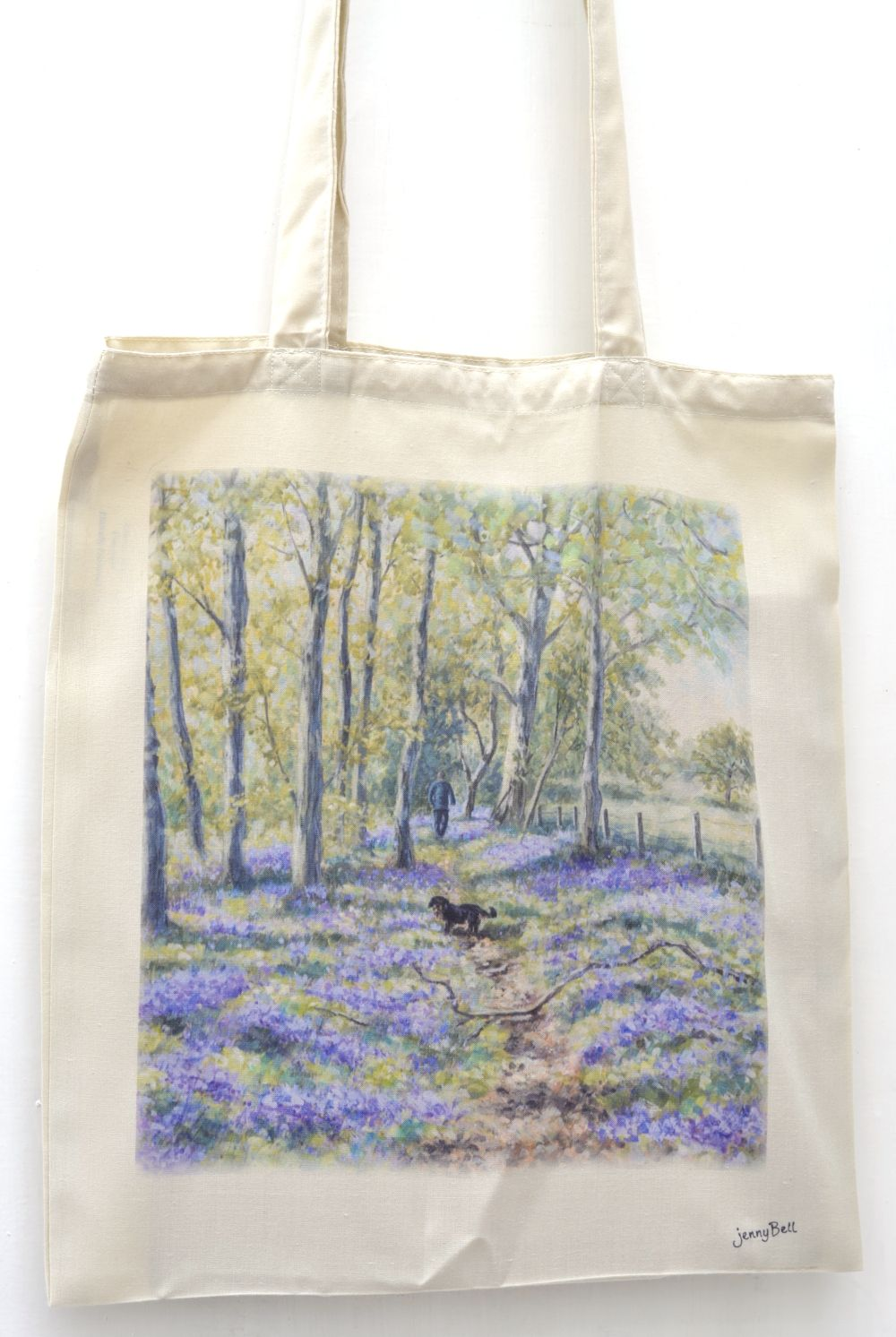 Bag - Bluebell Wood