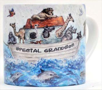 Child's Mug-Noak's Ark
