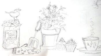 GardenParty draw
