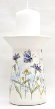 Candle Stand - Cornflower Mix