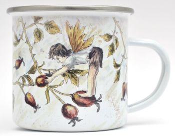 Enamel Mug - Rosehip Fairy Boy