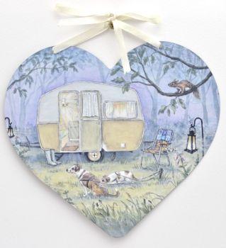 Large Heart - Caravan