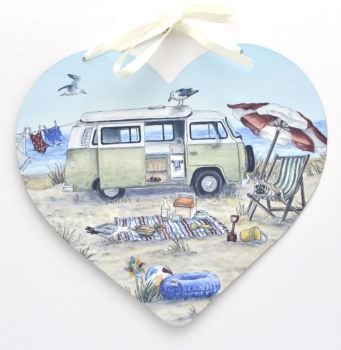 Large Heart - Campervan