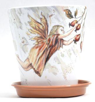 Plant Pot - Hawthorn Fairy
