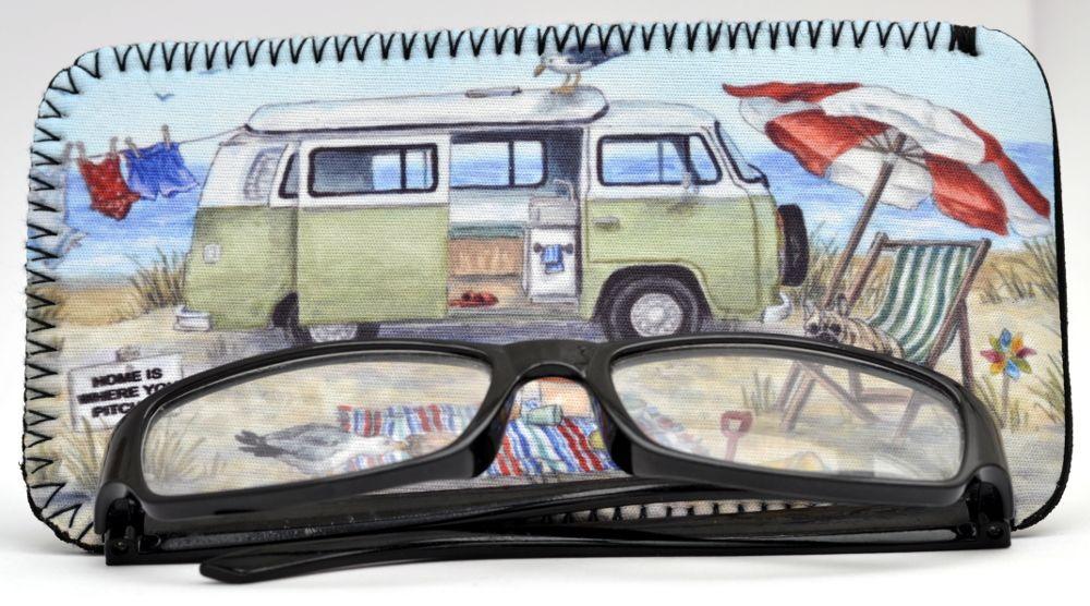 Glasses Case - Campervan