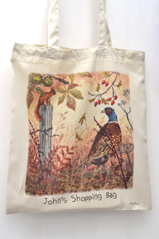 Bag - Autumn Pheasant