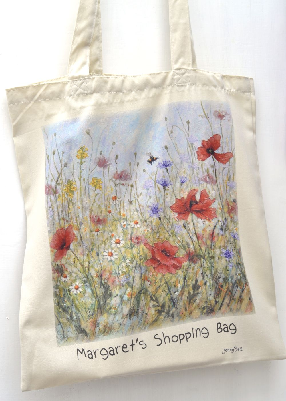 Bag - Poppies