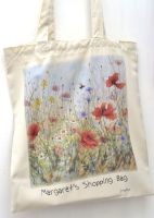 Bag - Poppies