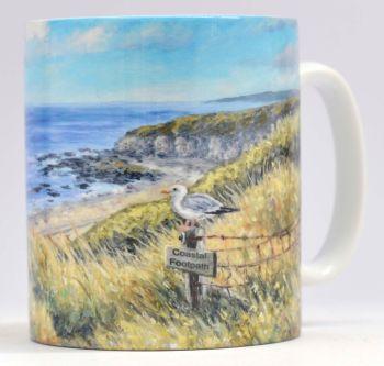 Mugs & Coasters-Coastal Footpath