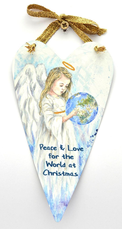 Metal Heart- Earth Angel