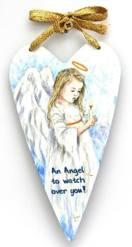 Metal Heart- Angel