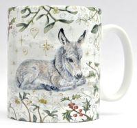 Mugs & Coasters- Winter Berries - Donkey