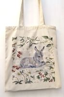 Bag - Winter Berries - Donkey