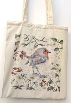 Bag - Winter Berries - Robin R