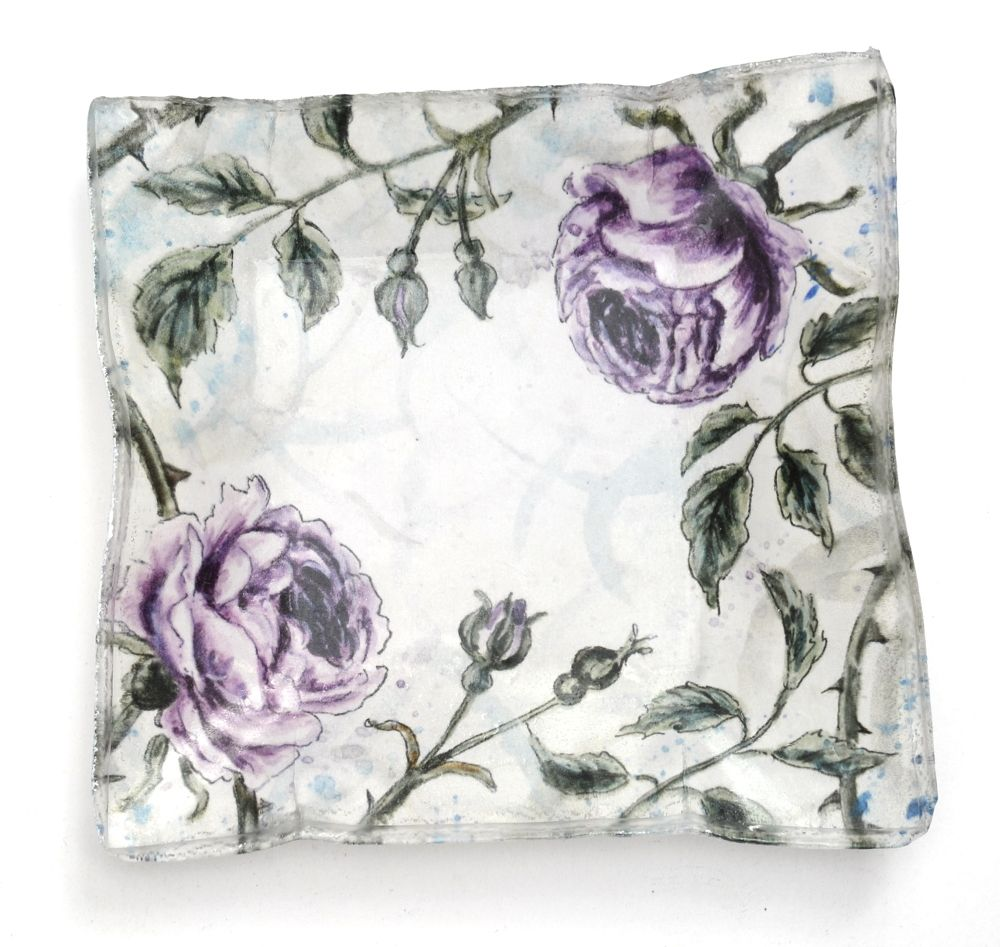 Soap Dish - Old Rose