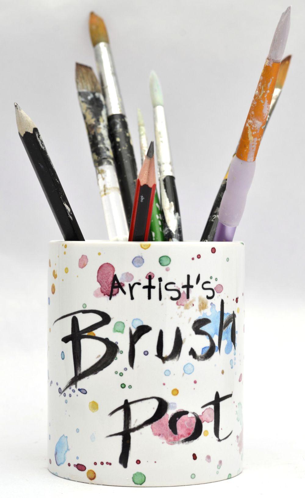 Tidy Pot - Brush Pot Splash