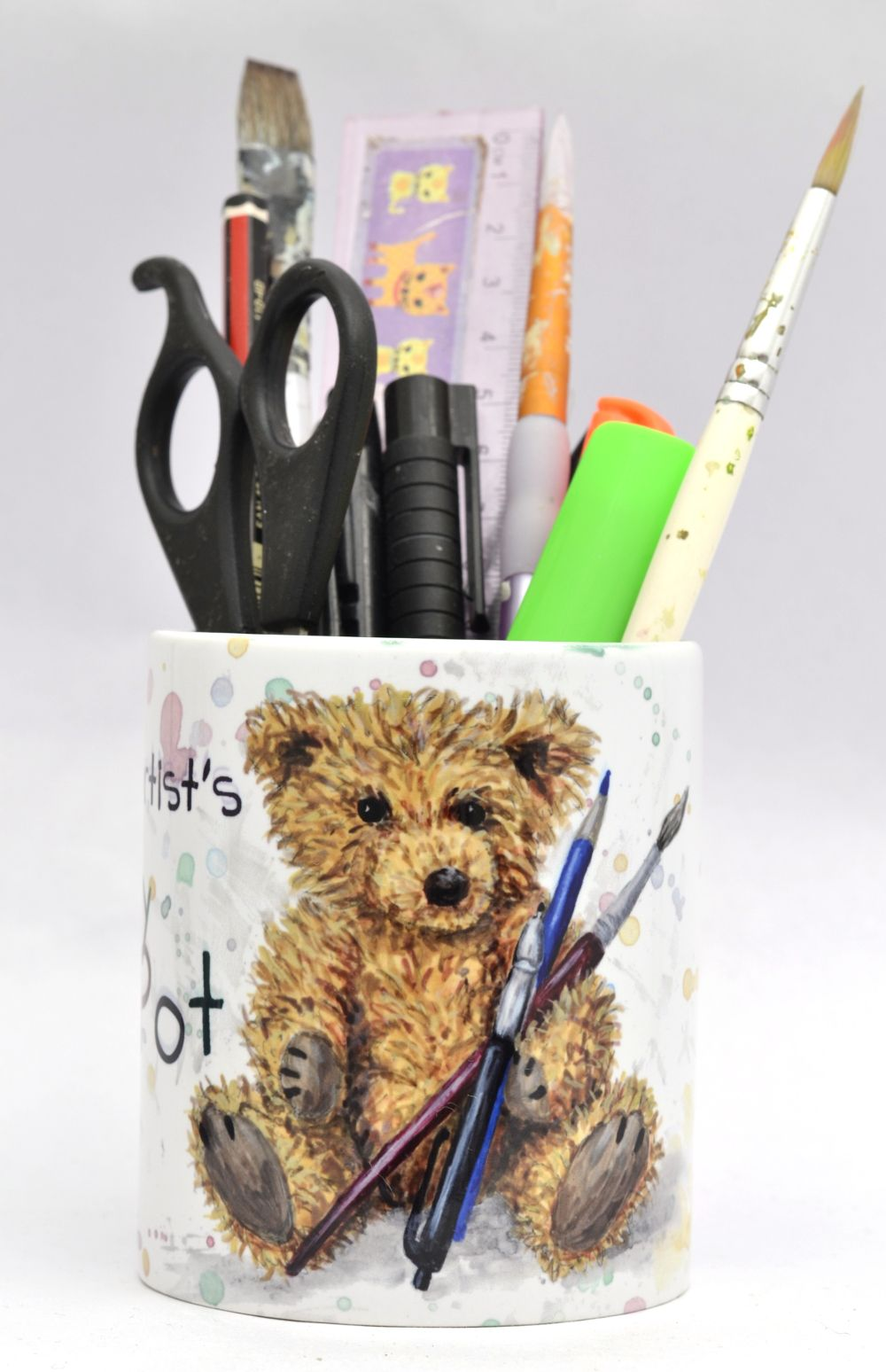 Tidy Pot - Ted & Tools