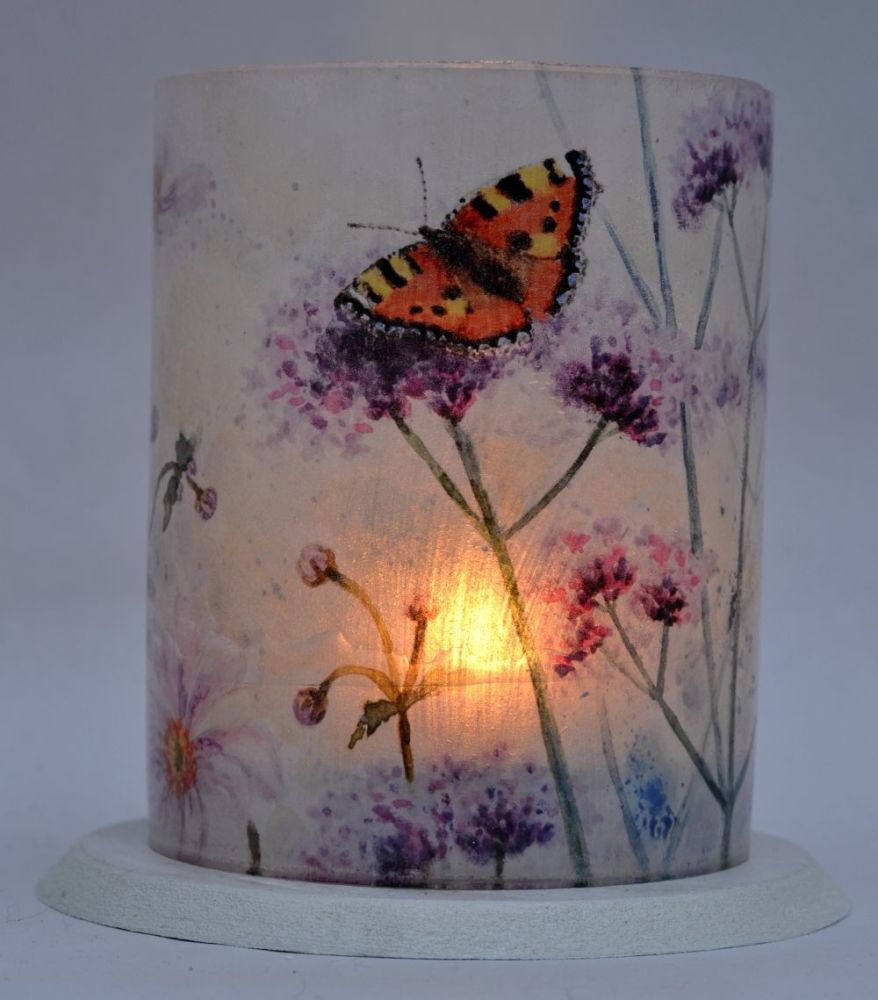 Tealight Lanterns - Verbena