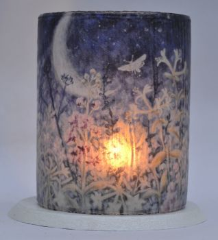LED Tealight Lanterns - Midnight Garden