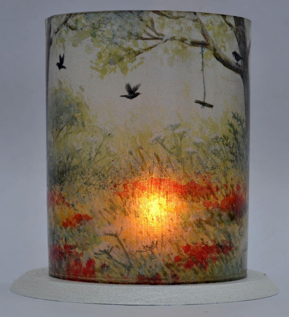 LED Tealight Lanterns - Tarzan Swing