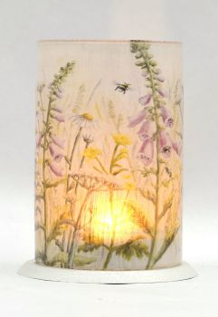 LED Tealight Lanterns - Foxgloves