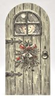 Magical Door - Christmas Elf