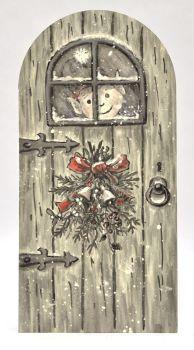Magical Door - Christmas Elf