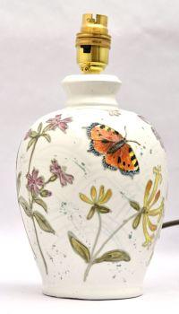Lamp - Summer Mix -Tortoiseshell Butterfly