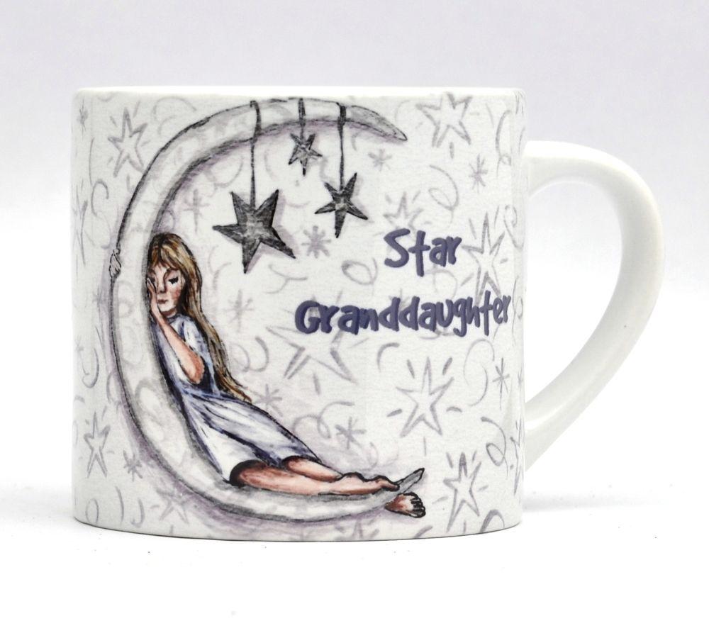 Child's Mug-Girl in the Moon