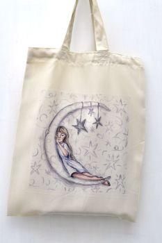 Bag - Girl in the Moon