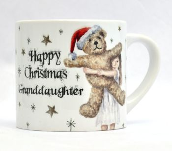 Child's Mug- Ted & Girl