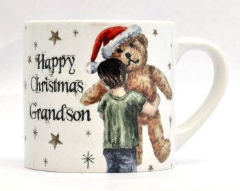 Child's Mug- Ted & Boy
