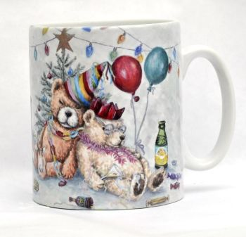 Mugs & Coasters- Teds Christmas Party