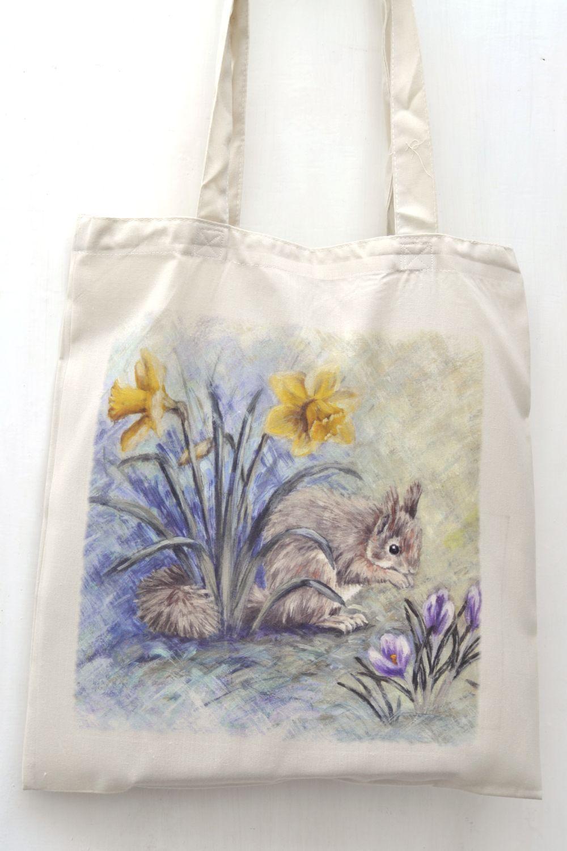 Bag - Spring Squirrel