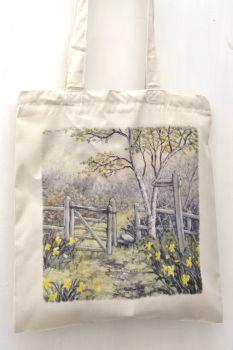 Bag - Daffodil Walk