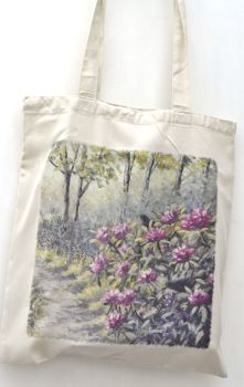 Bag - Rhododendron Wood