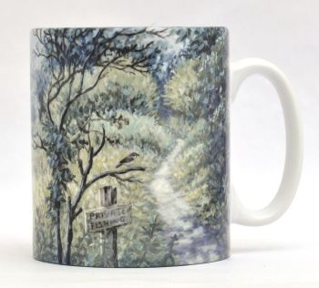 Mugs & Coasters - Sunny Riverbank