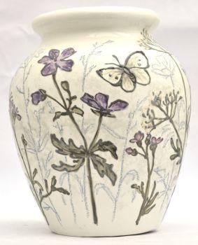 S Vases - Meadow Granesbill