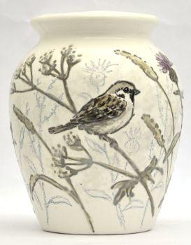 S Vases - Sparrow