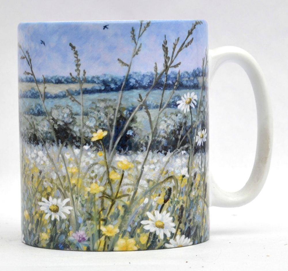 M-daisy meadow