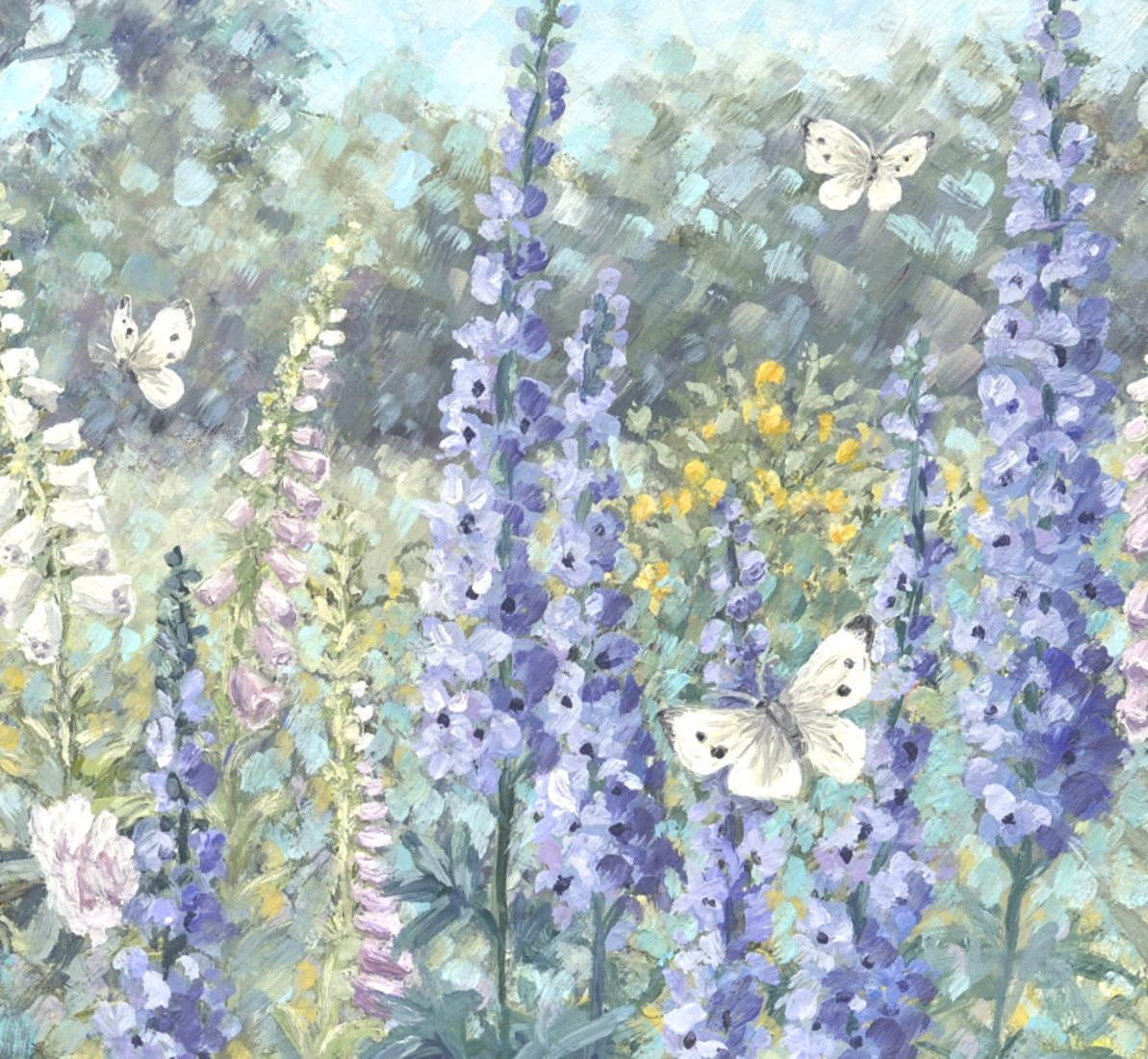 Butterfly garden1000S