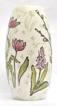 S  Vases - Tulips