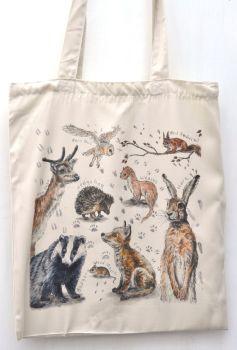 Bag - Forest Life
