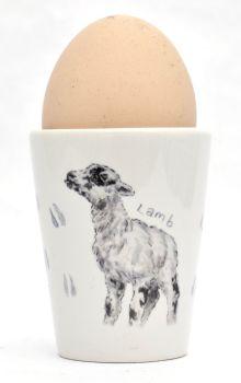 Egg Cup - Lamb