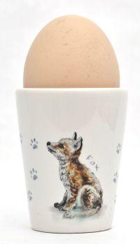 Egg Cup - Fox