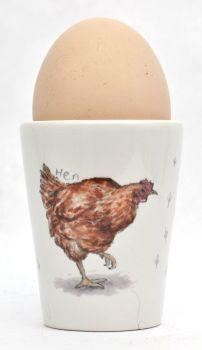 Egg Cup - Hen