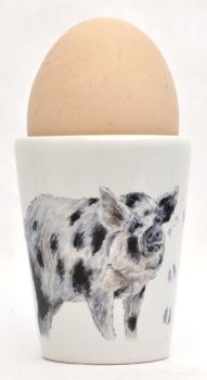 Egg Cup - Pig