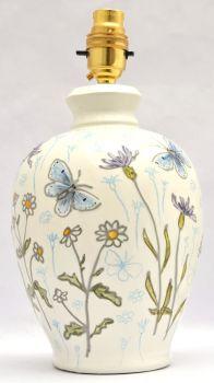 Lamp - Cornflowers